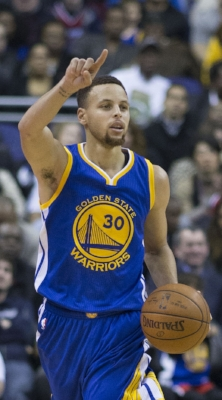Source: By Keith Allison from Hanover, MD, USA - Stephen Curry, CC BY-SA 2.0, https://commons.wikimedia.org/w/index.php?curid=46777220