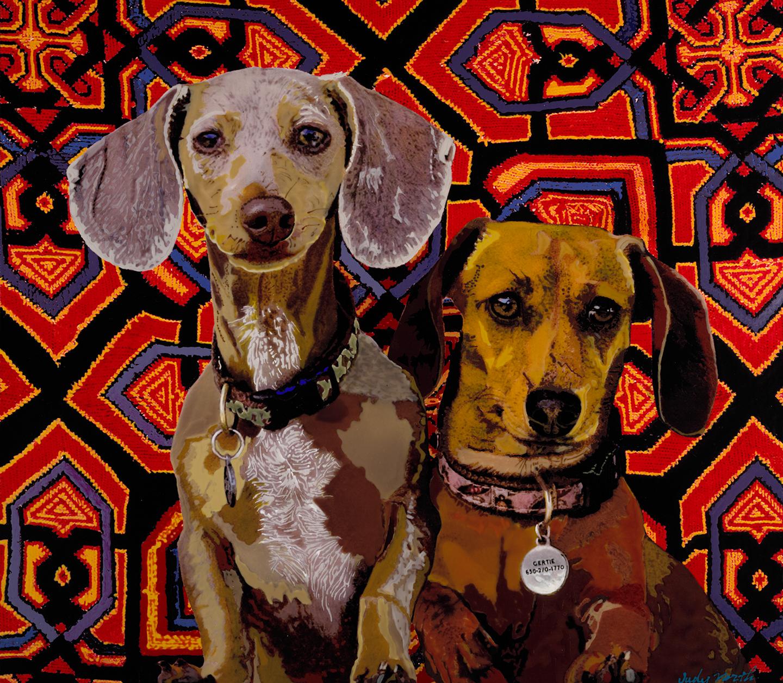Otis and Gertie