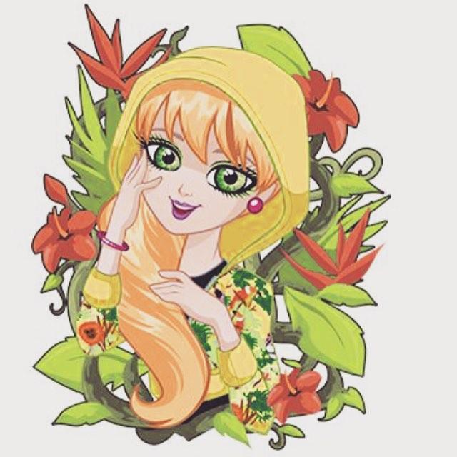 Lina :) #LinaZeenie #Zeeniedollz #illustration