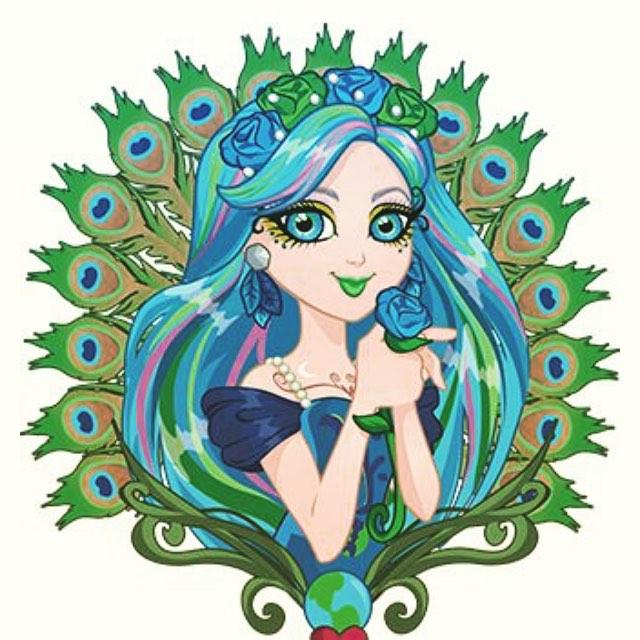 Zennia :) #Zennia #Zeeniedollz #illustration