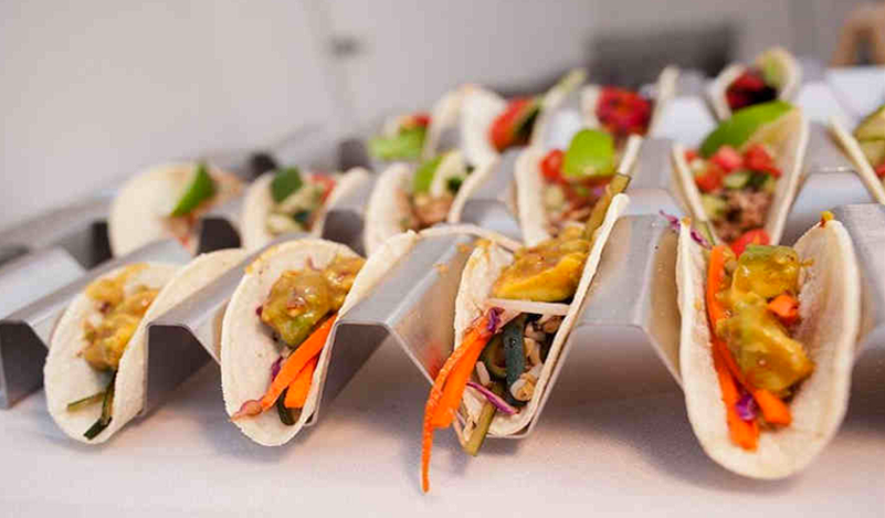 Poke Tacos | photo courtesy of OC Weekly, GoldStar Events