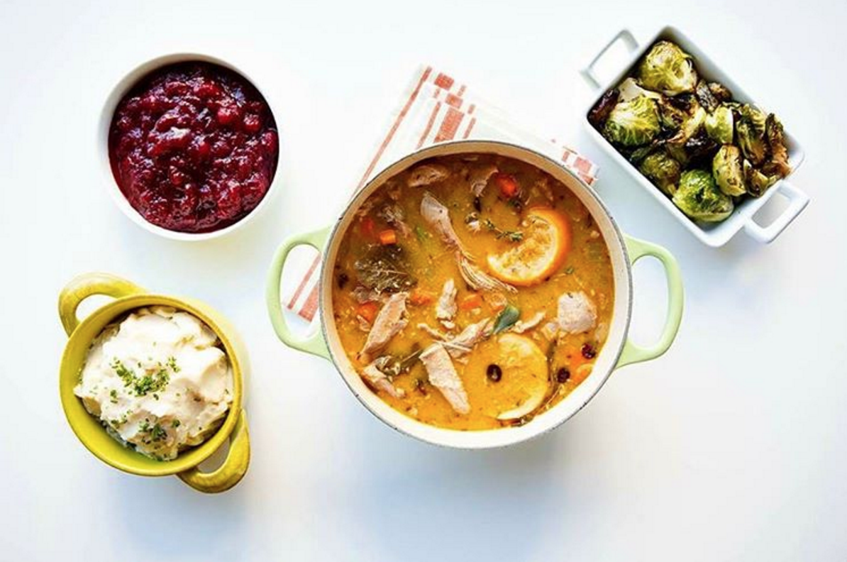 Seasonal Side Dishes | photo courtesy of Lemonade on Instagram