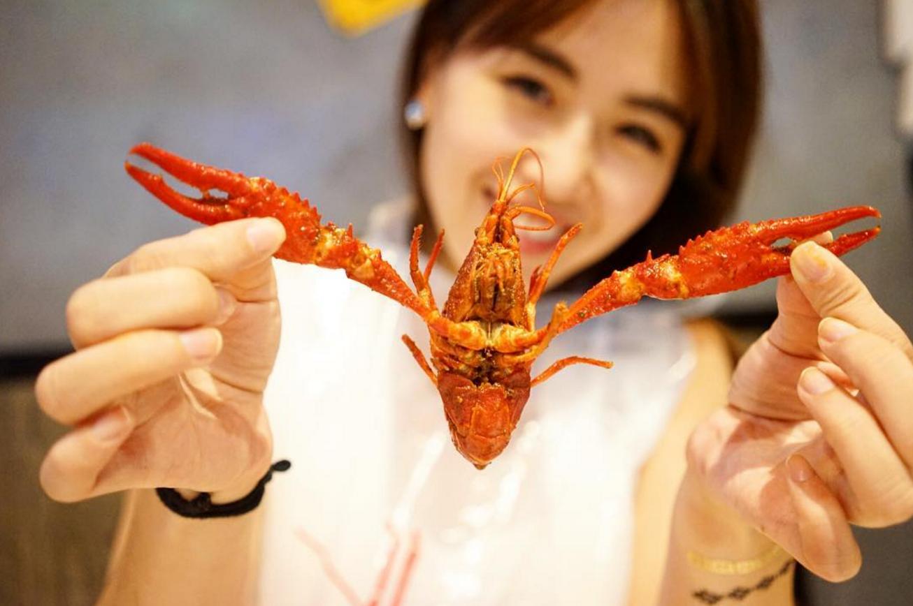 Spicy Crawfish from the Kickin Crab   photo courtesy of @xjennychenx on instagram
