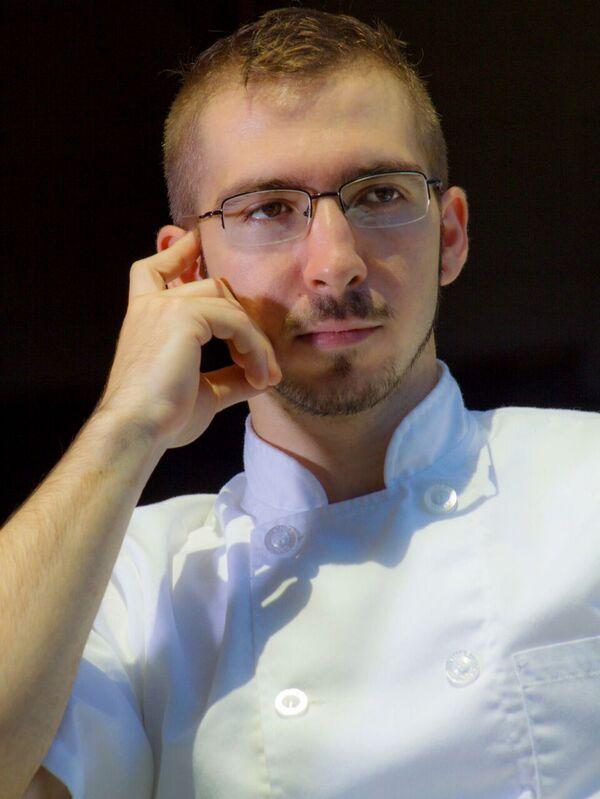 Chef Zach Geerson of Citizen Kitchen | Photo courtesy of Citizen Kitchen via Facebook