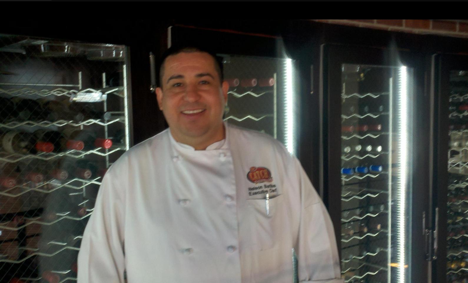 Chef Nelson Barillas | Photo courtesy of Chef Nelson via Facebook