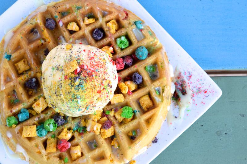 The Iron Press's Are You Cereal with Cap'n Crunch Berries