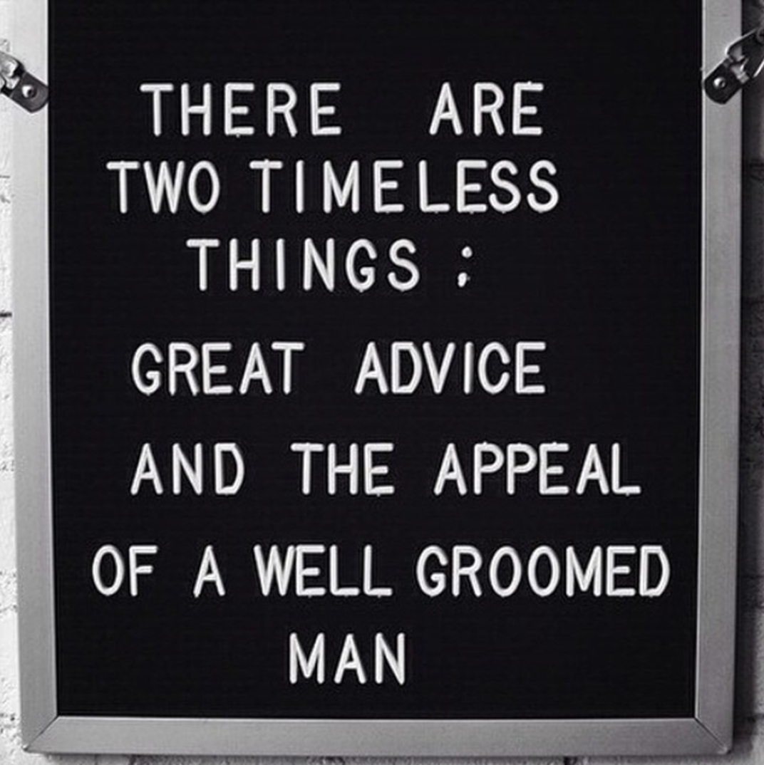KEMPT philosophy | photo courtesy of KEMPT on instagram