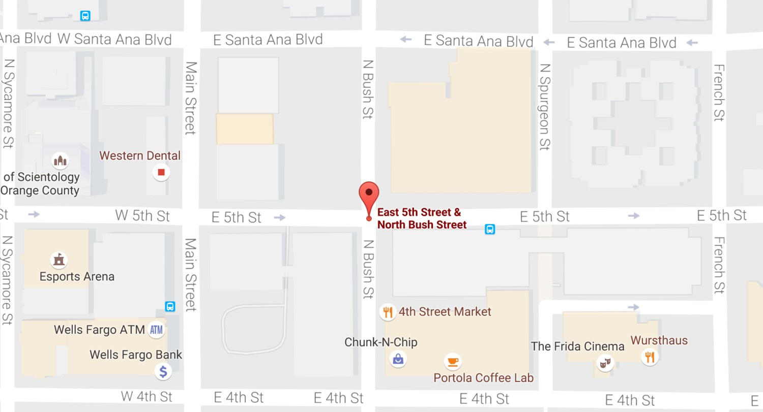 Where to park in DTSA if attending Pub & Grub on June 10, 2017