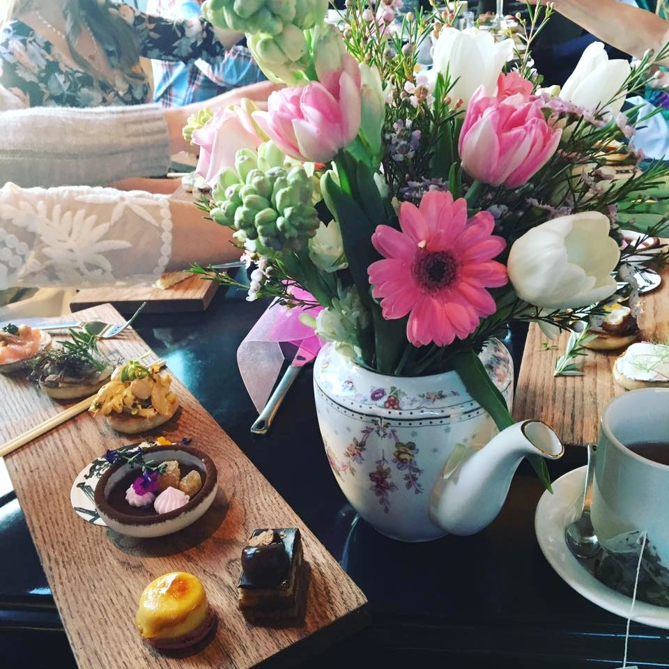 Afternoon Tea done right at LSXO | photo courtesy of LSXO