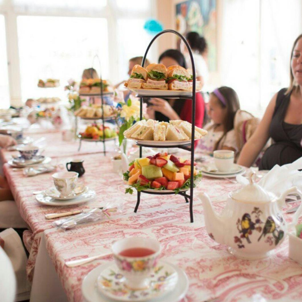 Spring Tea Garden in Fullerton does it right | photo courtesy of @debbyle on Instagram