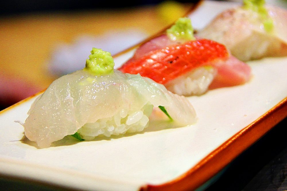 OoToro is passionate about serving the best seafood to their guests, even if that means having seasonal fish flown in from Tokyo's Tsukiji fish market on special order | photo courtesy of OoToro