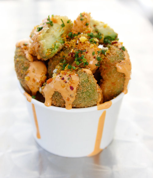 Irresistable Avocado Bombs from Butterleaf, located at TRADE