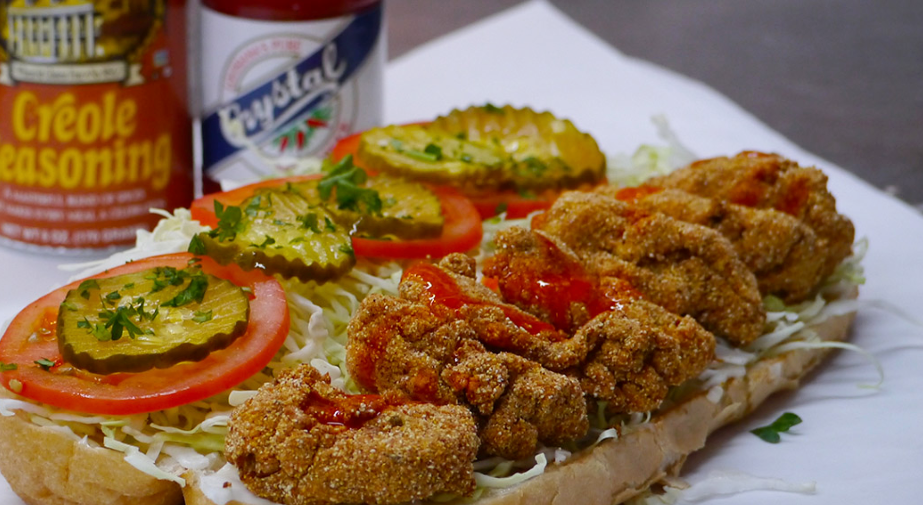 Enjoy the flavors of New Orleans in LA with these killer po'boys