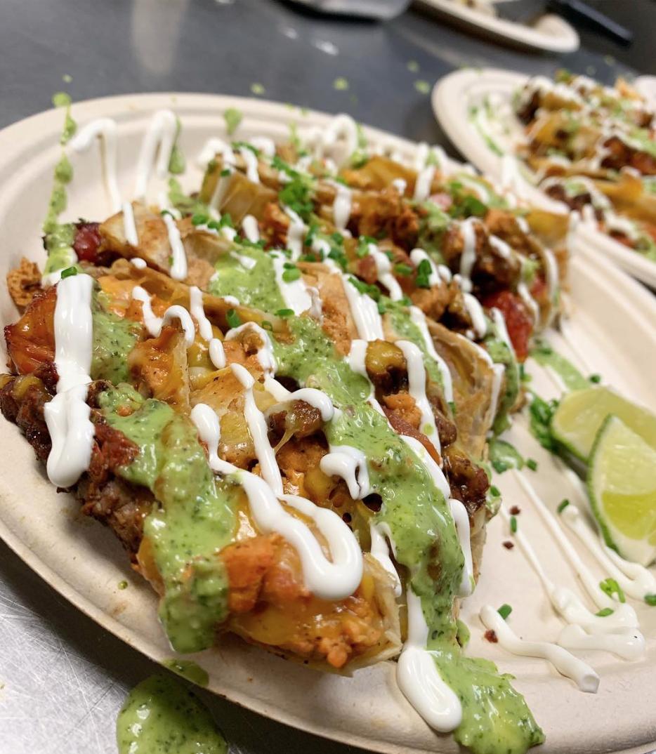 Irresistible quesadillas from All Flavor No Grease | photo courtesy of All Flavor No Grease