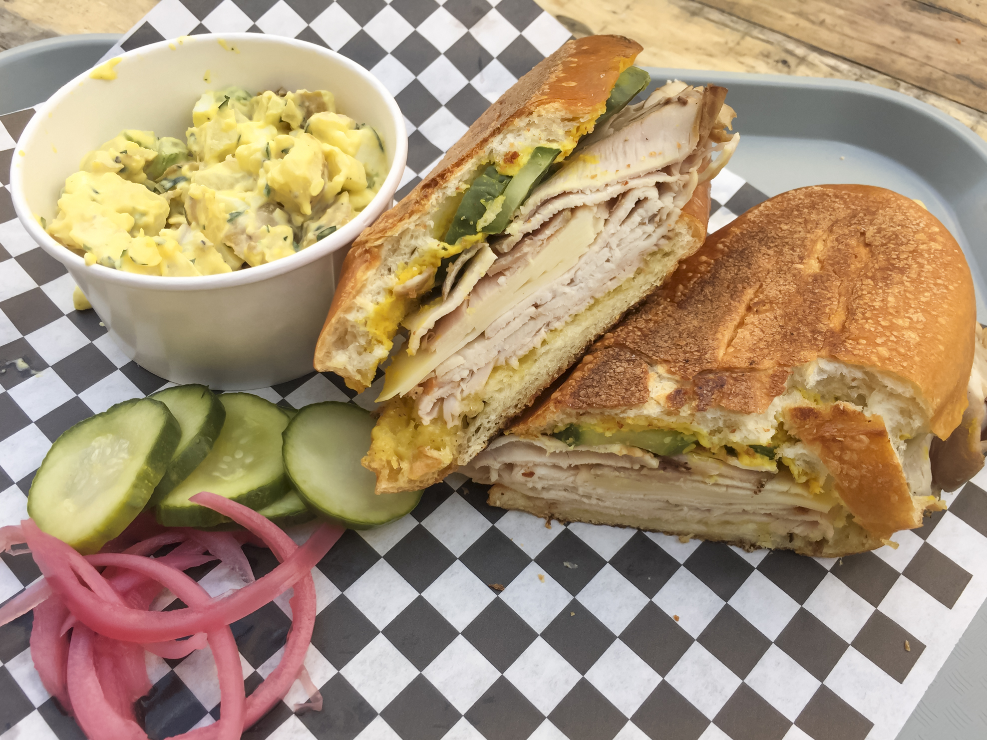 Off the Hoof's Cubano Sandwich never disappoints | photo courtesy of Off the Hoof