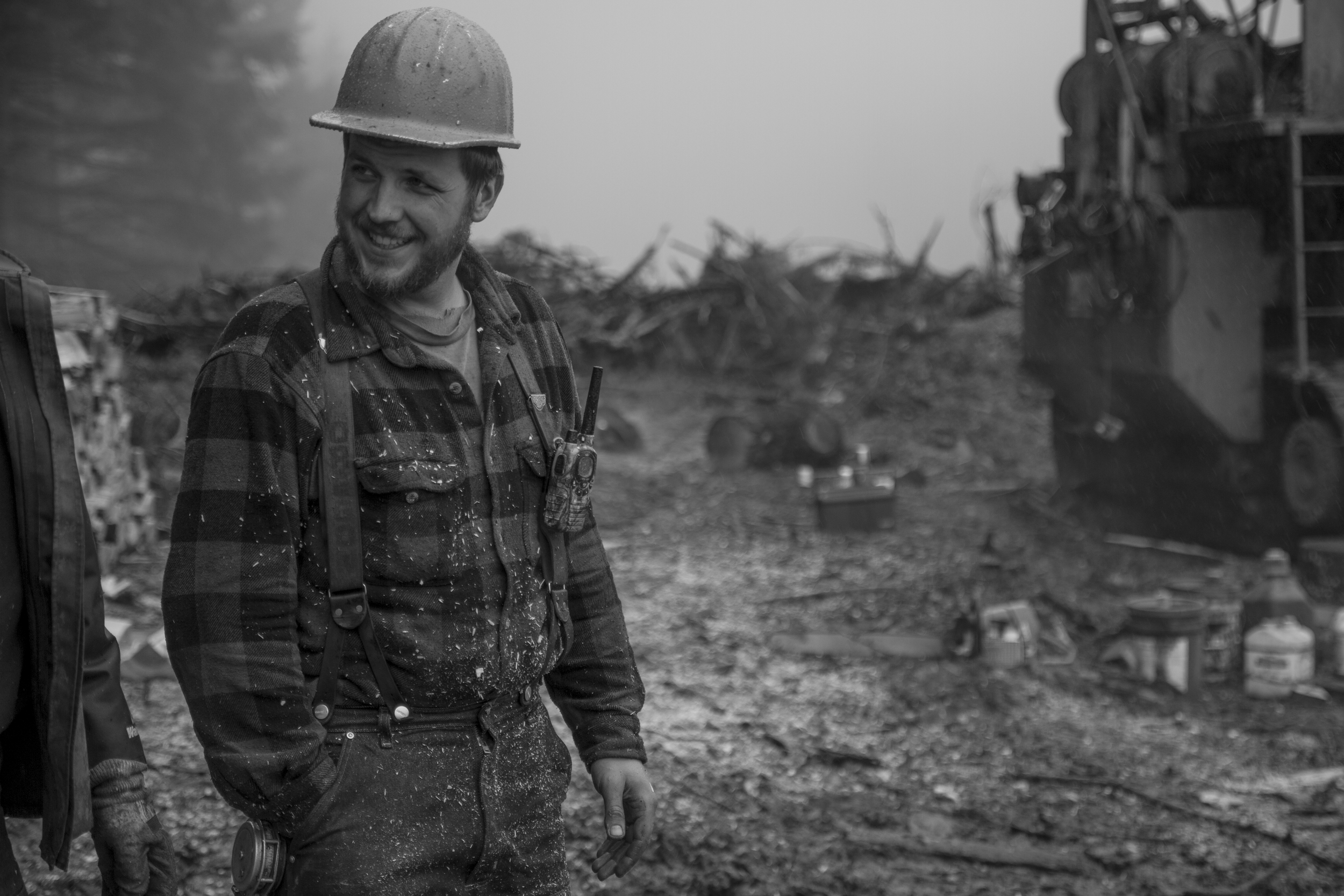 Matt Cook is a fourth-generation logger in Oregon