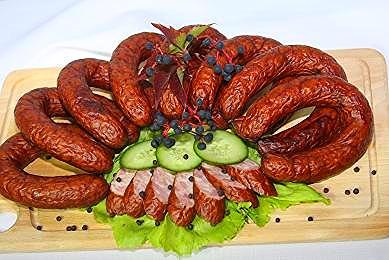 Juniper Berry Sausage