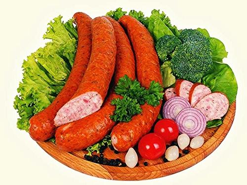 Smoked Polish Sausage