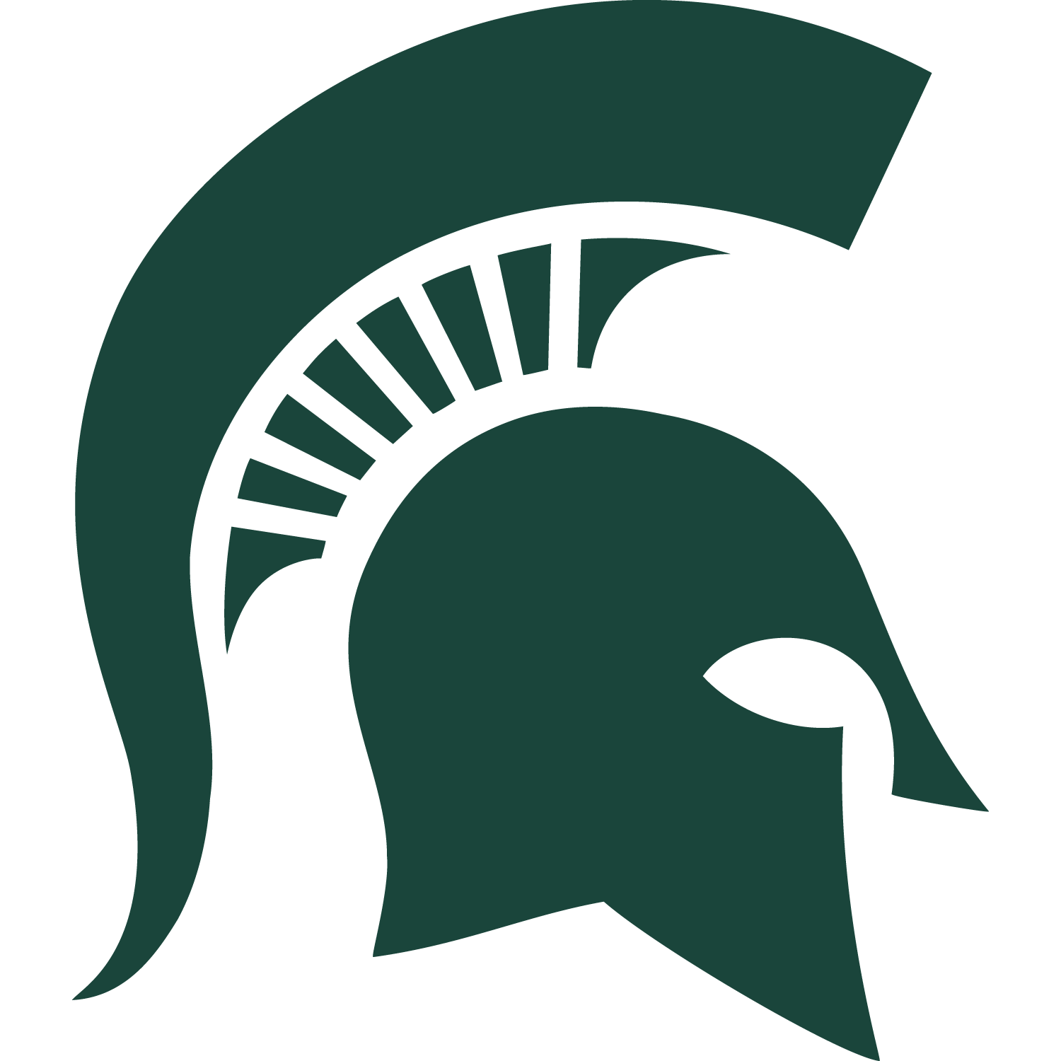 """Michigan State University (DI) <a href=""""/area-of-your-site"""">→</a><strong>Bret Mallon</strong>"""