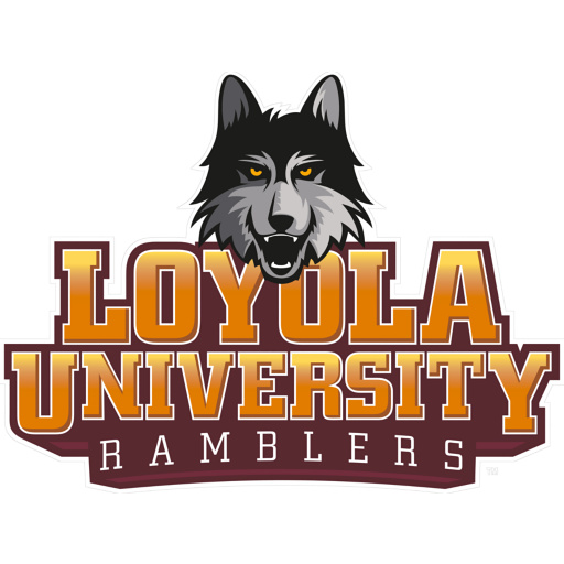 """Loyola University Chicago (DI) <a href=""""/area-of-your-site"""">→</a><strong>Jeff DeGroot</strong>"""