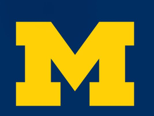 """University of Michigan (DI) <a href=""""/area-of-your-site"""">→</a><strong>Jhojan Obando</strong>"""