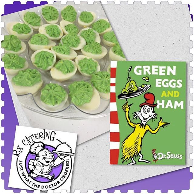 "Why not have Rx cuisine incorporated into ""National Read Across America Day!"" Creating food that is FUN to eat while READING!  Reading and Cooking with 💜! 703-535-6955 📚📕 #rxcateringdc  #ReadAcrossAmerica #DrSeuss #reading #greeneggsandham #hungarycaterpillar #hoponpop #threelittlepigs #dcfoodporn #dcfoodie #catering #cateringservice #cateringlife #whycook #smallbusiness #smallbiz #blackownedbusiness #womanownedbusiness #entrepreneur #readingisfundamental"