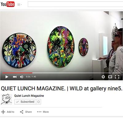 Quiet Lunch Magazine - Video