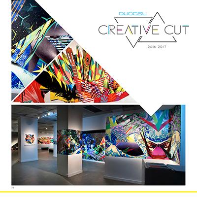 Duggal Creative Cut Catalogue - 2016/2017