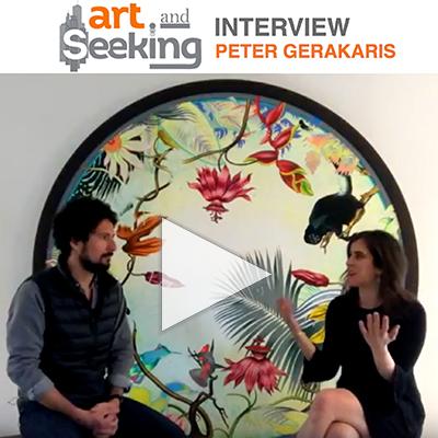 Art & Seeking Interview