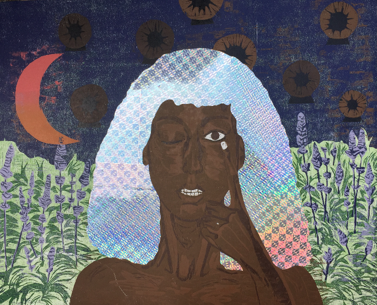 I Am Not Your Chocolate Fantasy Dont Touch My Hair #3 42 x 34 inches.png