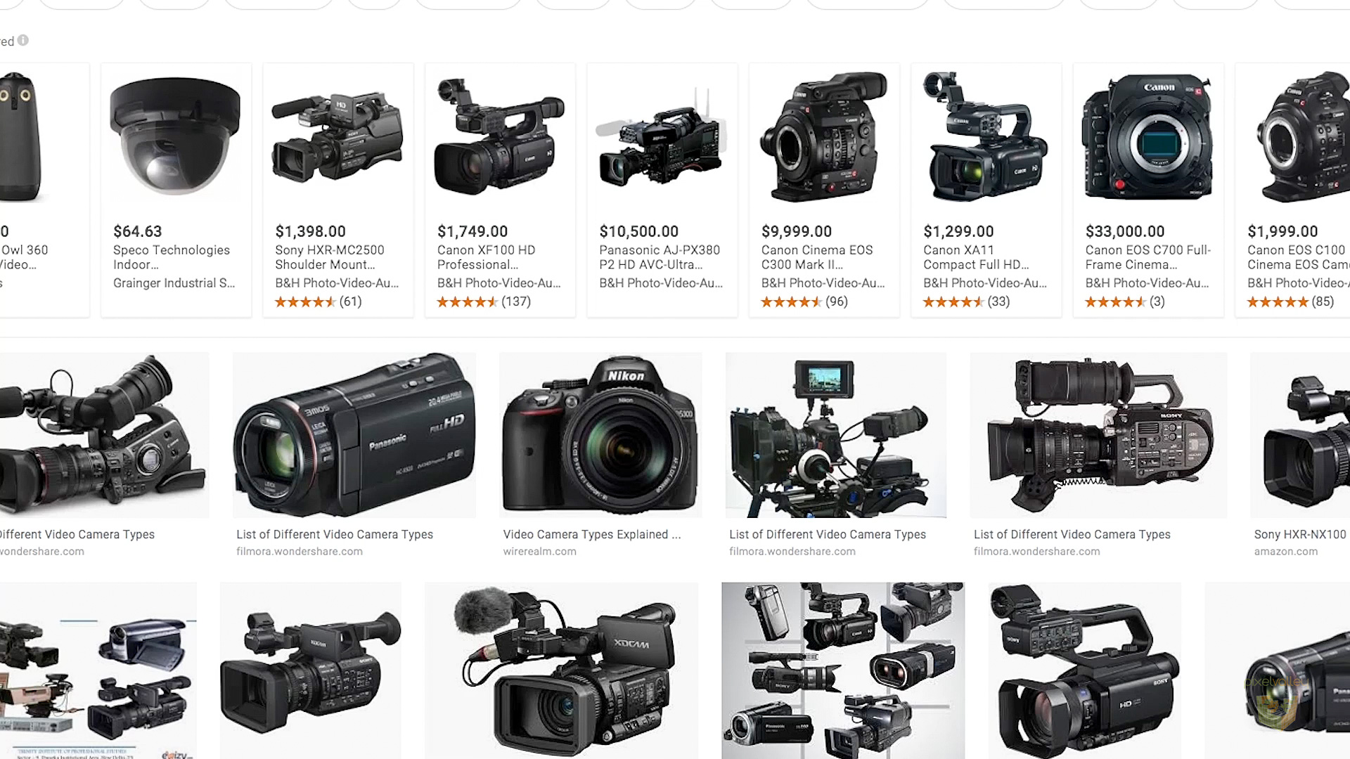 So many video cameras to choose from. How do you narrow down the field for your video needs?