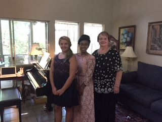 Rachael, Mariana, Ms. Winsauer