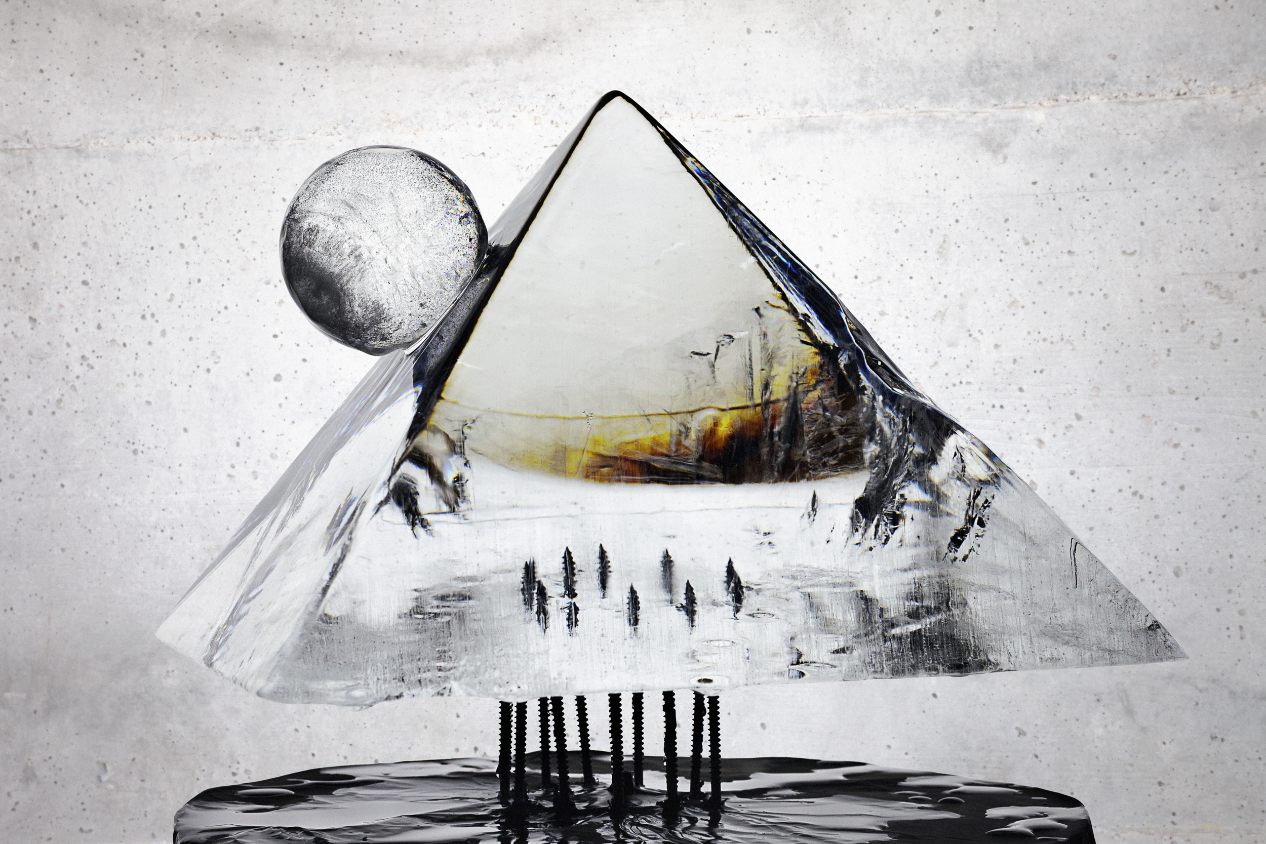 Ice Plate 2, Private works
