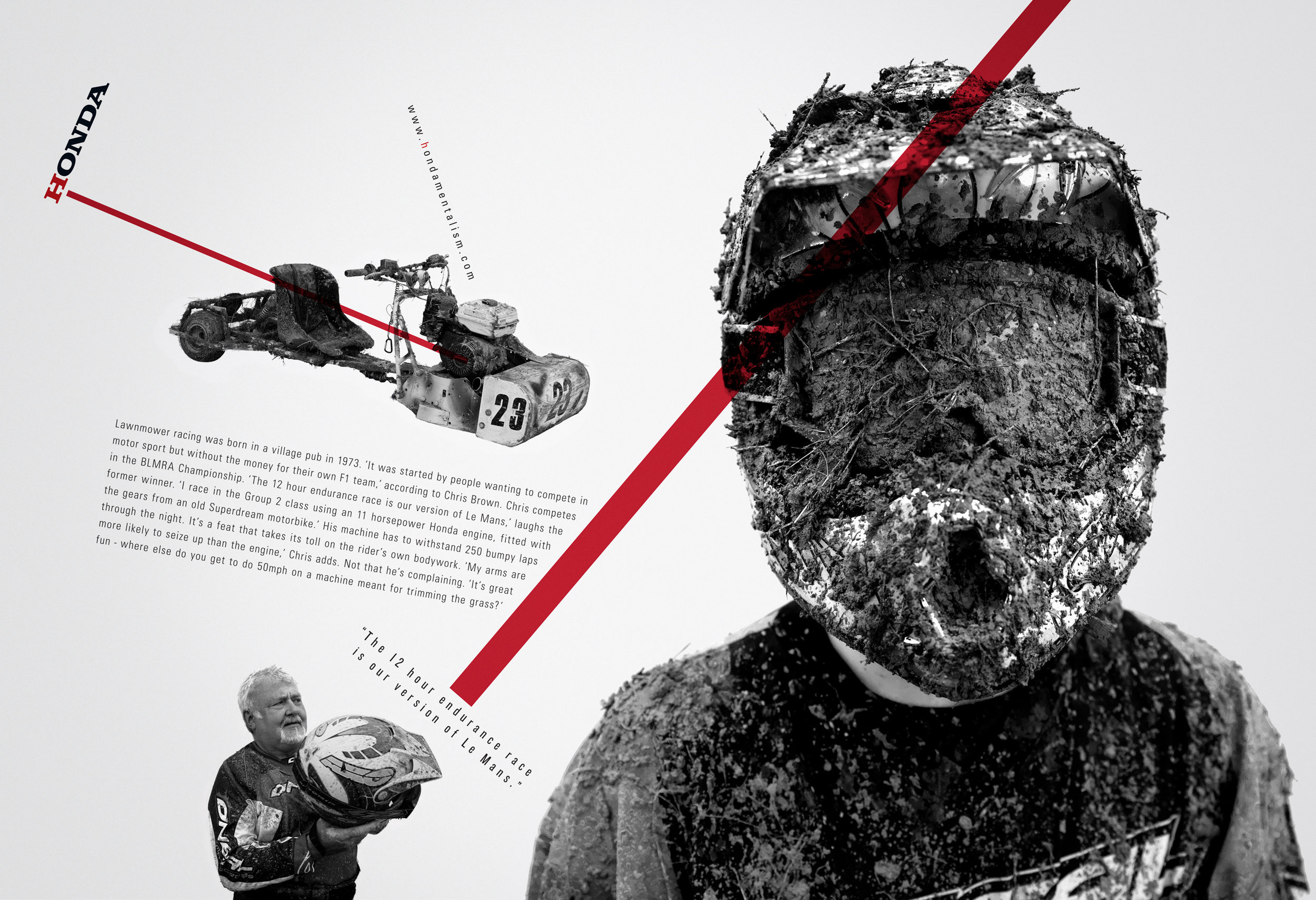 Honda Mentalism, Weiden + Kennedy