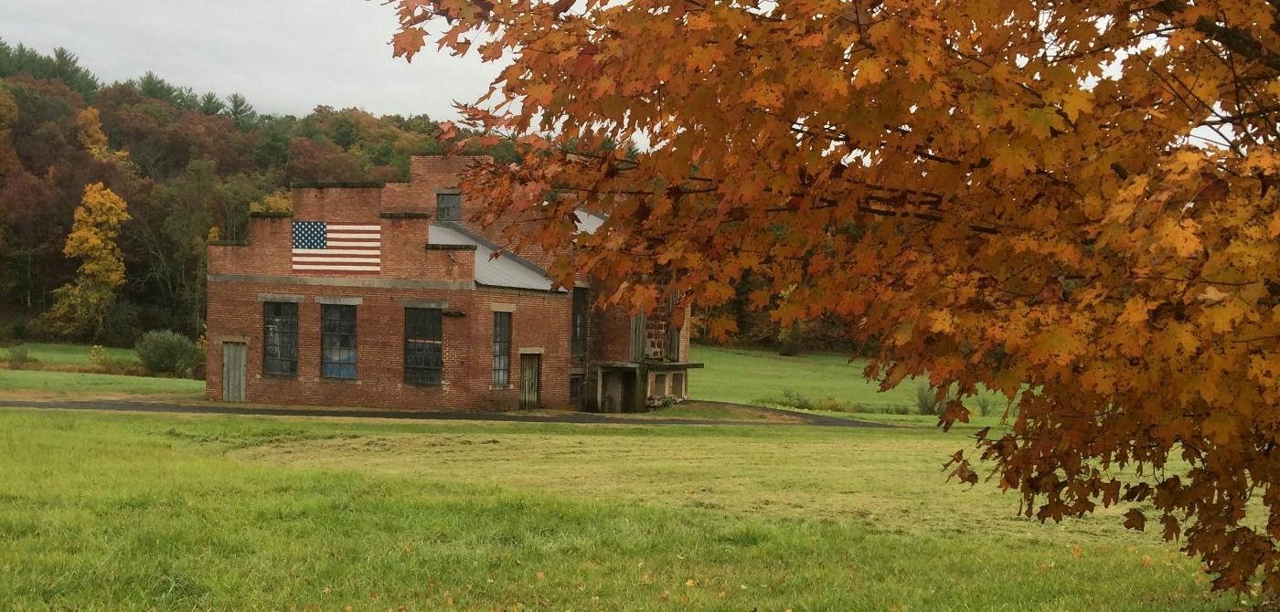 Red Brick Barn | Bacova, VA