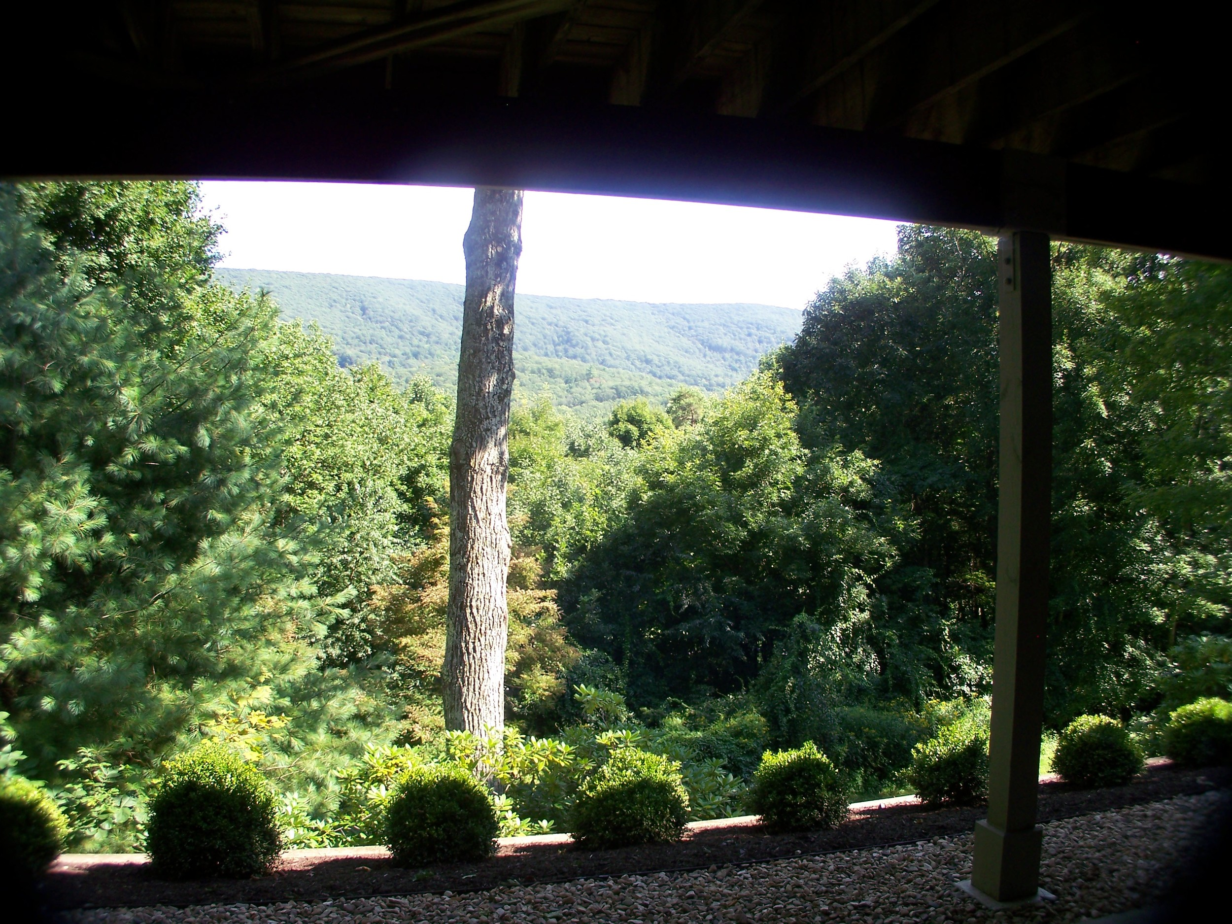Lower Level Porch