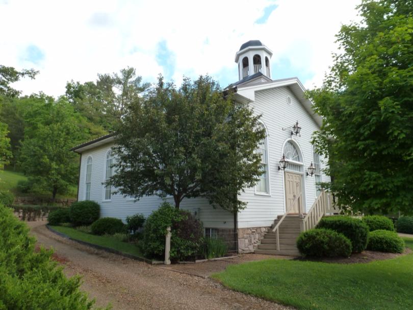 The Bacova Chapel
