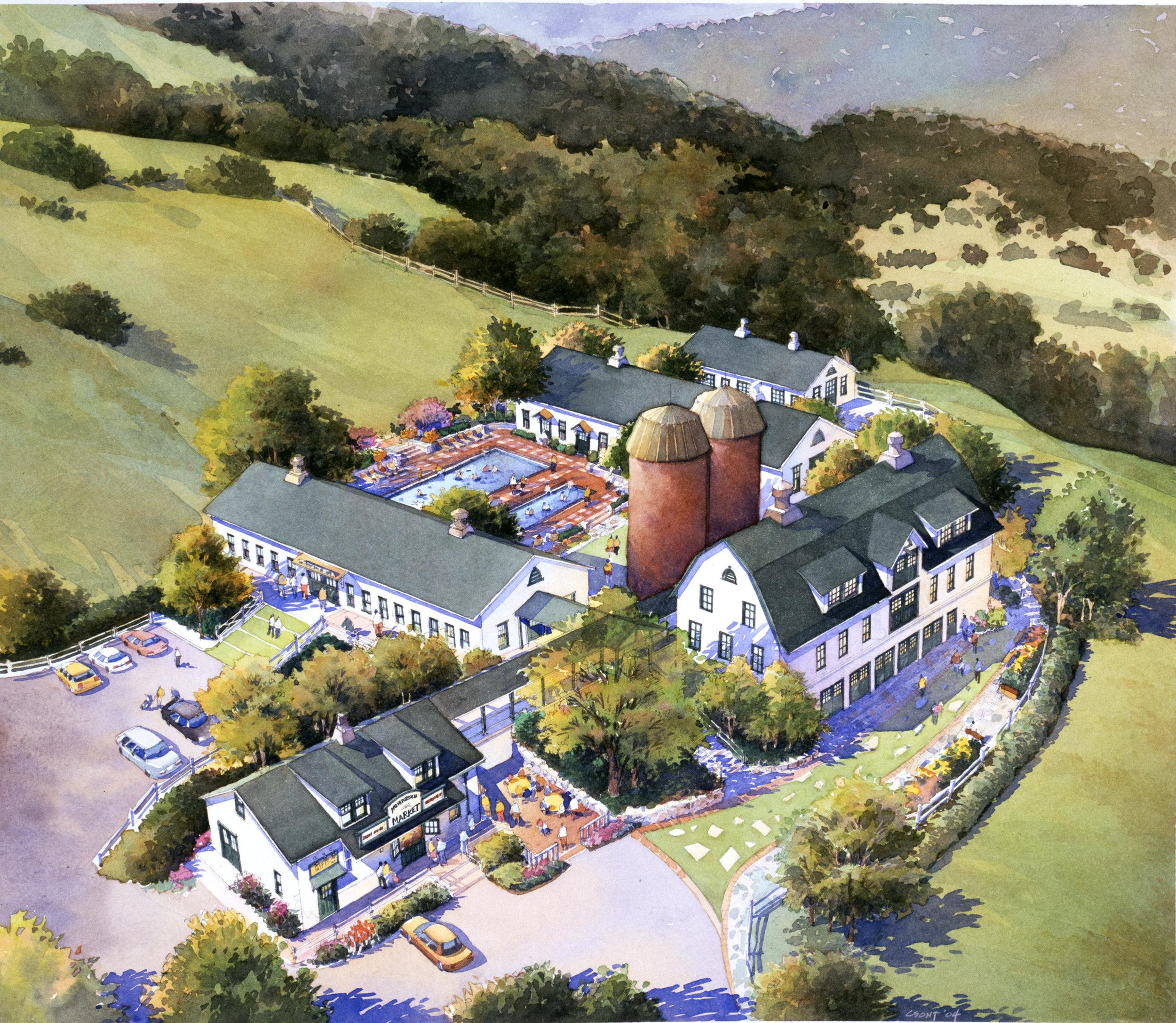 Homestead Preserve Old Dairy Community Center