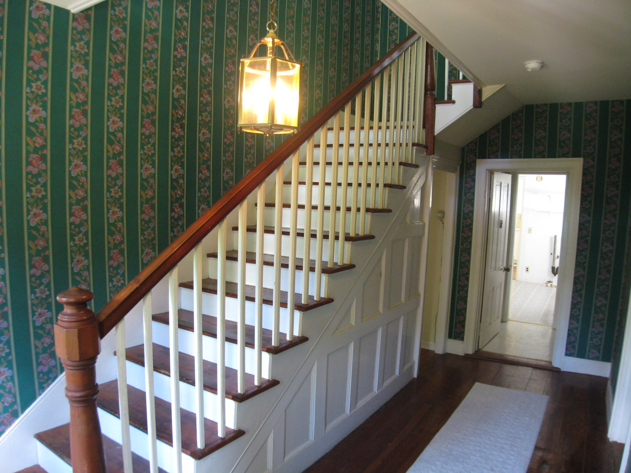 Front Entry Foyer