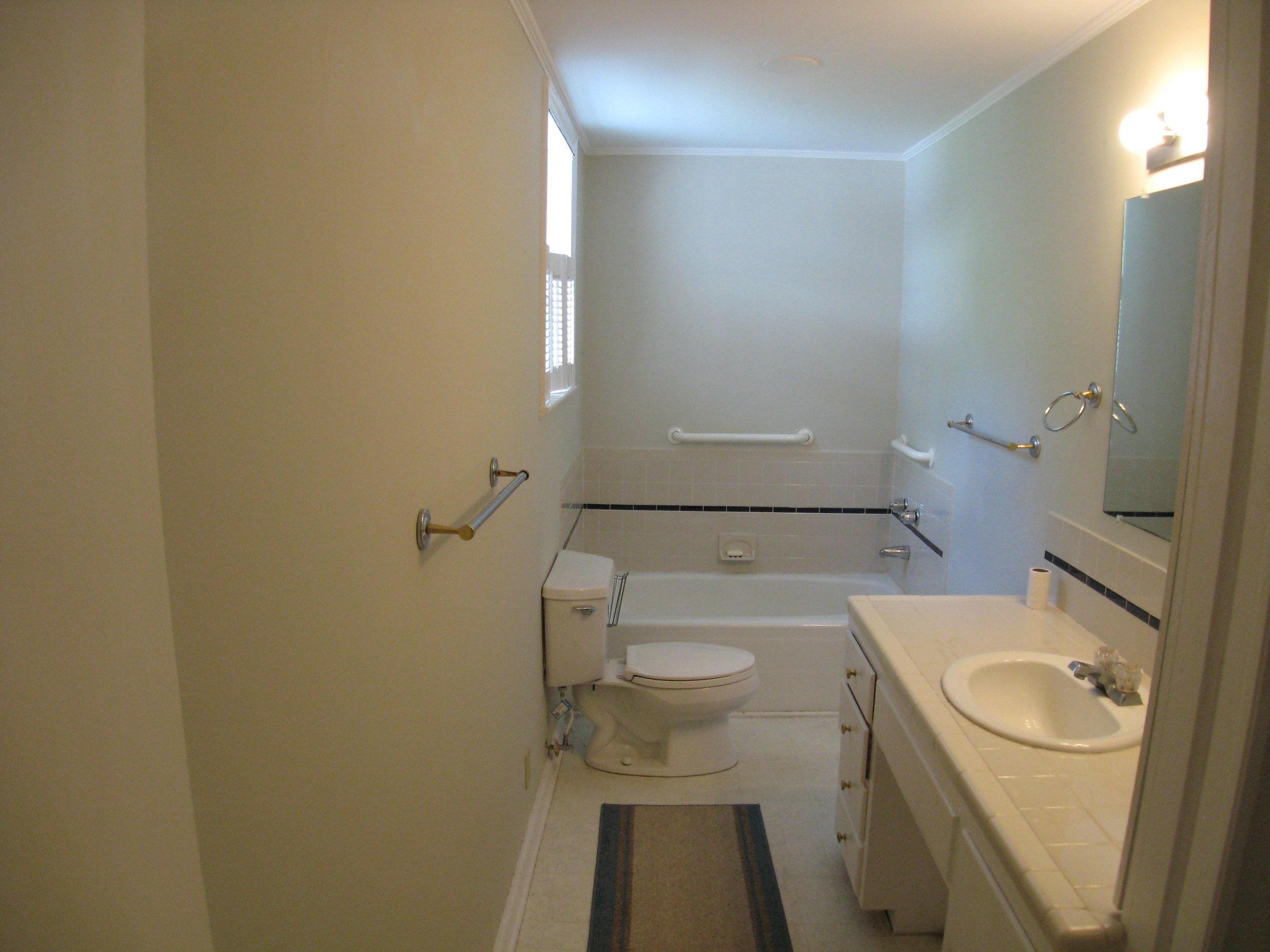 First Floor Hall Full Bath