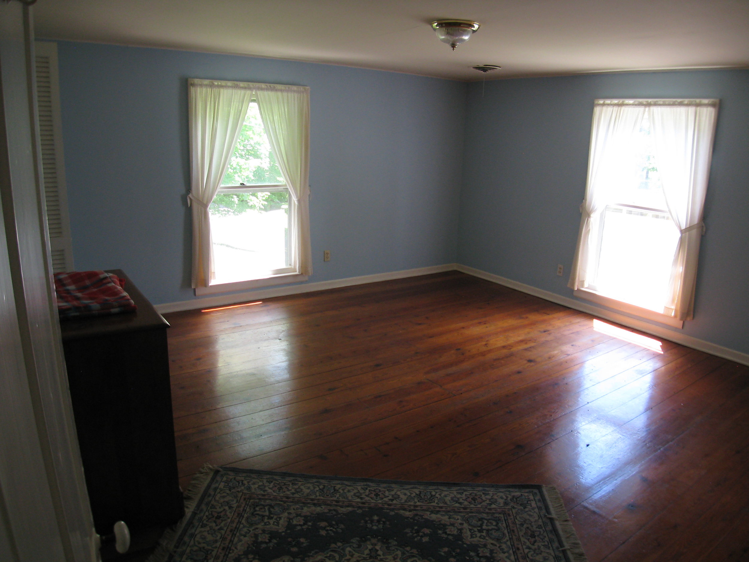 Second Floor Front Southwest Bedroom