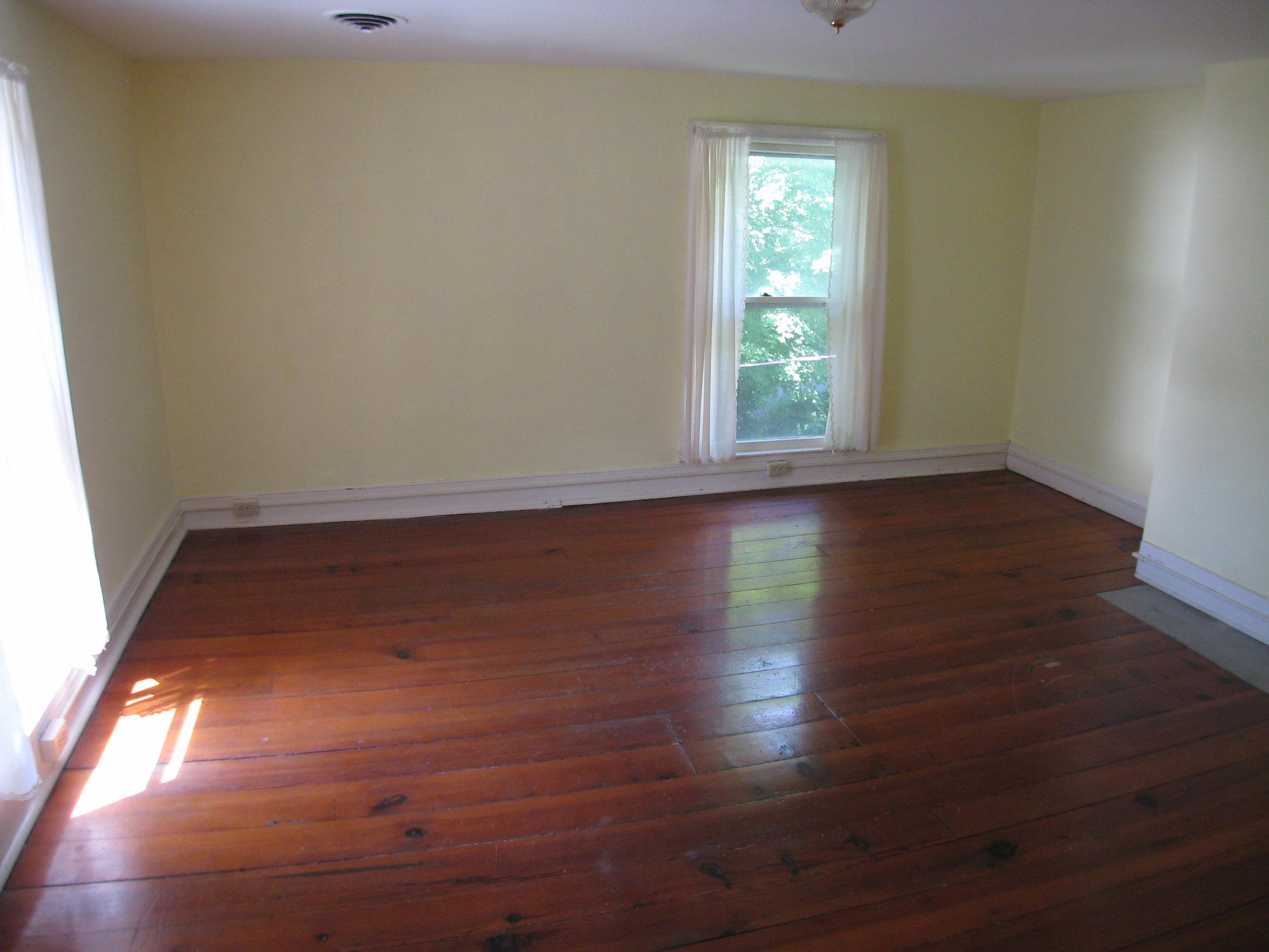 Second Floor Front Northwest Bedroom