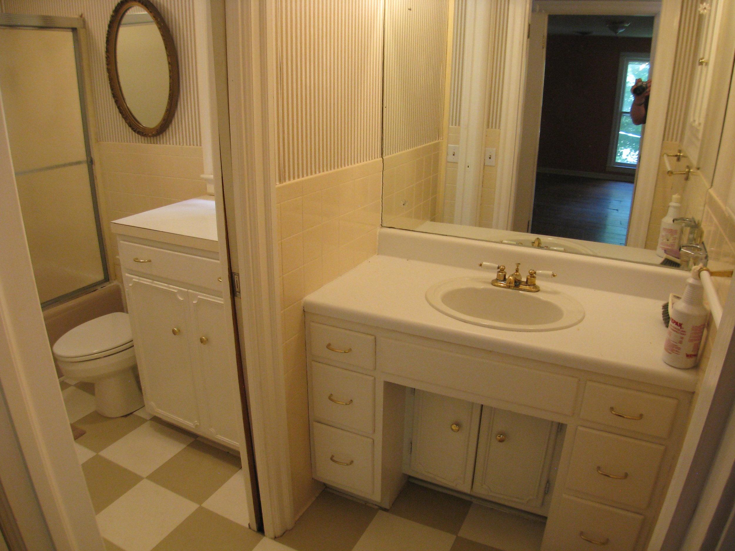 Second Floor Hall Full Bath