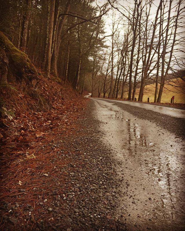 Little Switzerland Trail . . . #ruralamerica #countryliving #usa #virginiafarms #virginia #bathcountyva #jacksonrivervalley #hotspringsva #omni #thehomestead  #blueridgemountains #shenandoah #realestate #bestplacestolive #lovewhereyoulive  #vacationrental #virginiamountainhomes #bacovaproperties