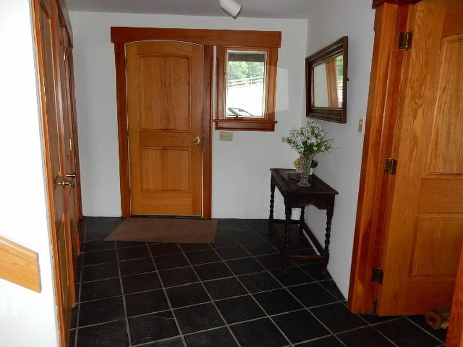 Main Floor Entry Foyer