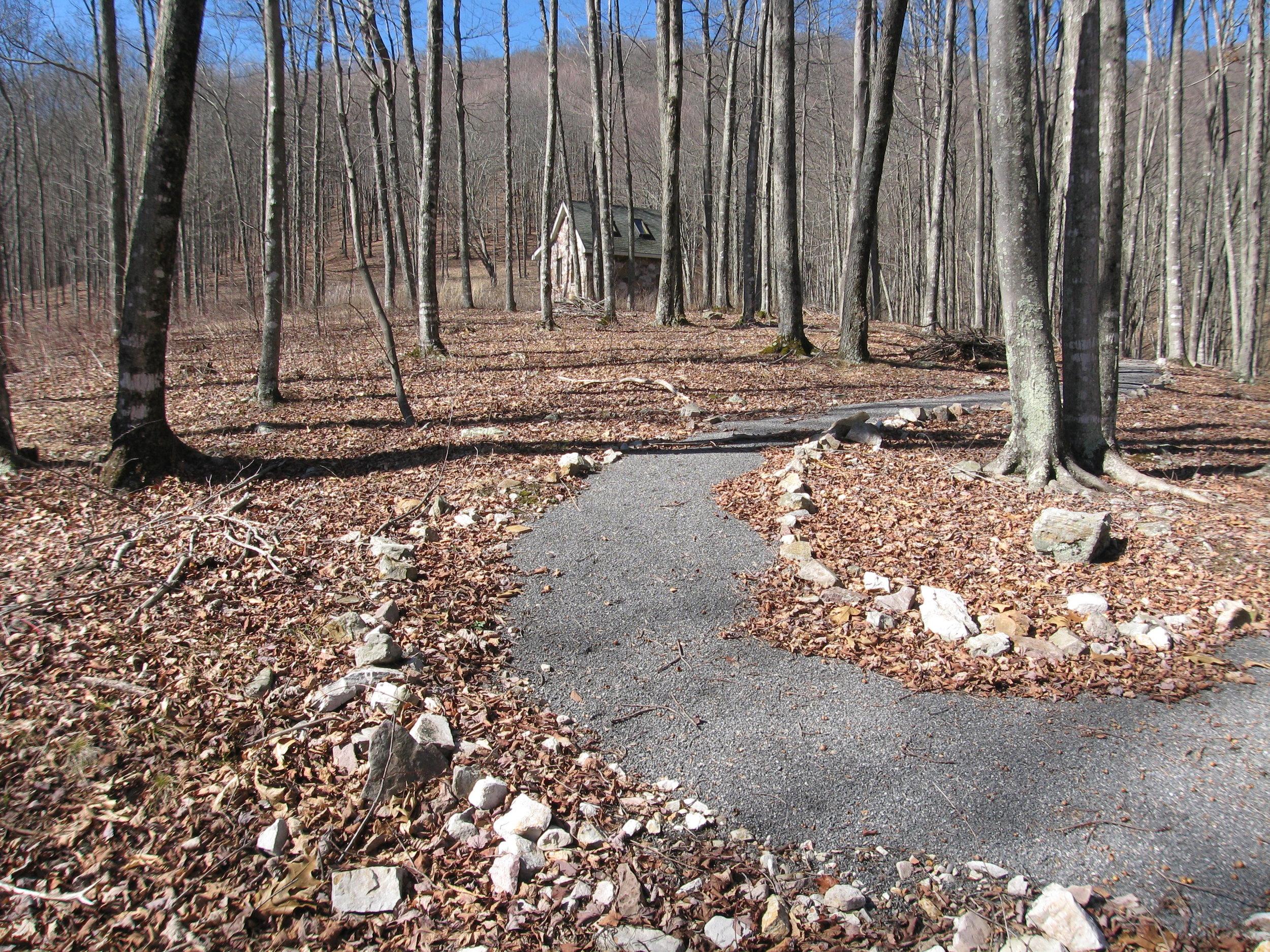 Typical Gravel Walking/Hiking/Bike Paths