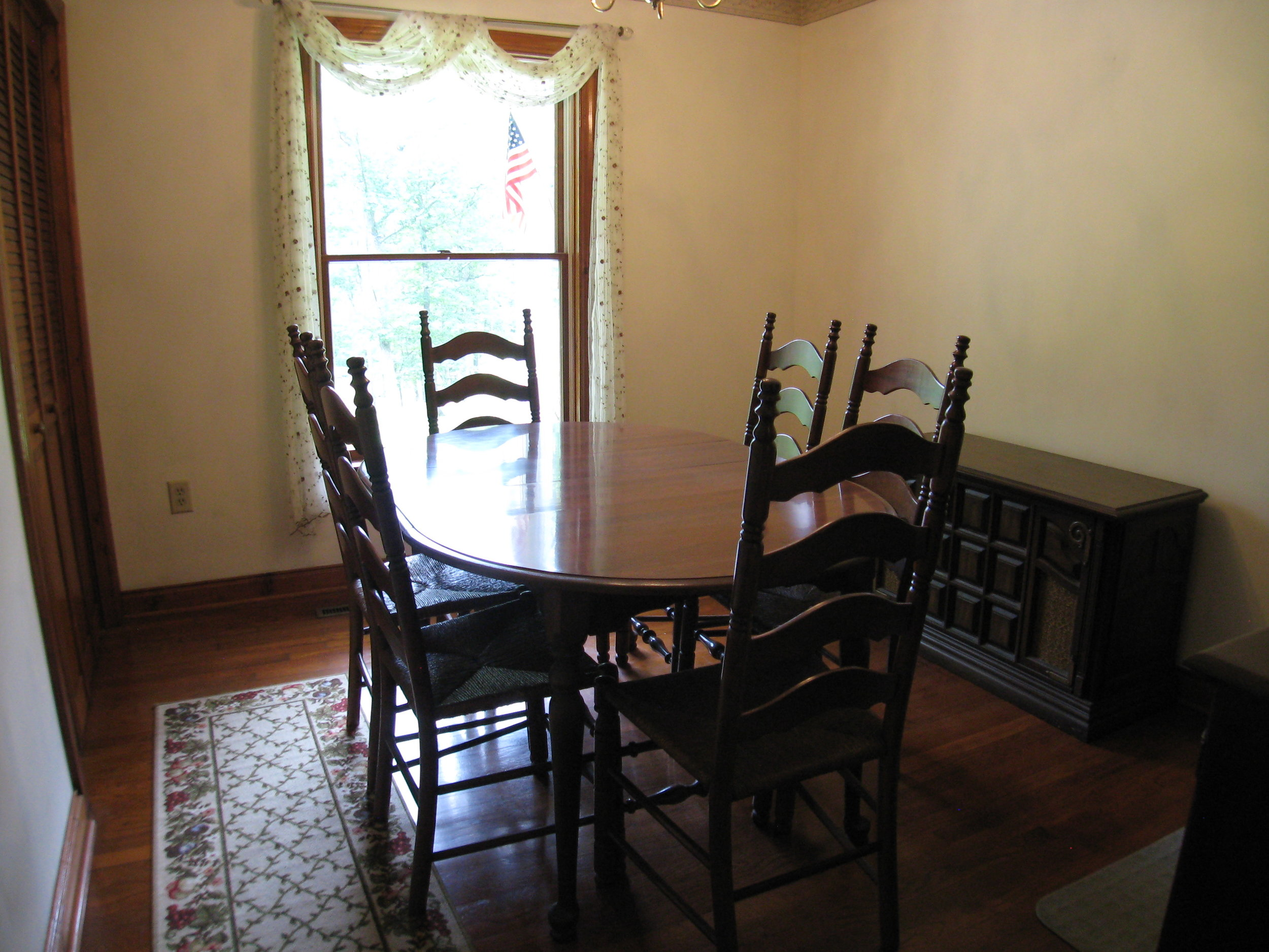 Dining Room to Left of Entry