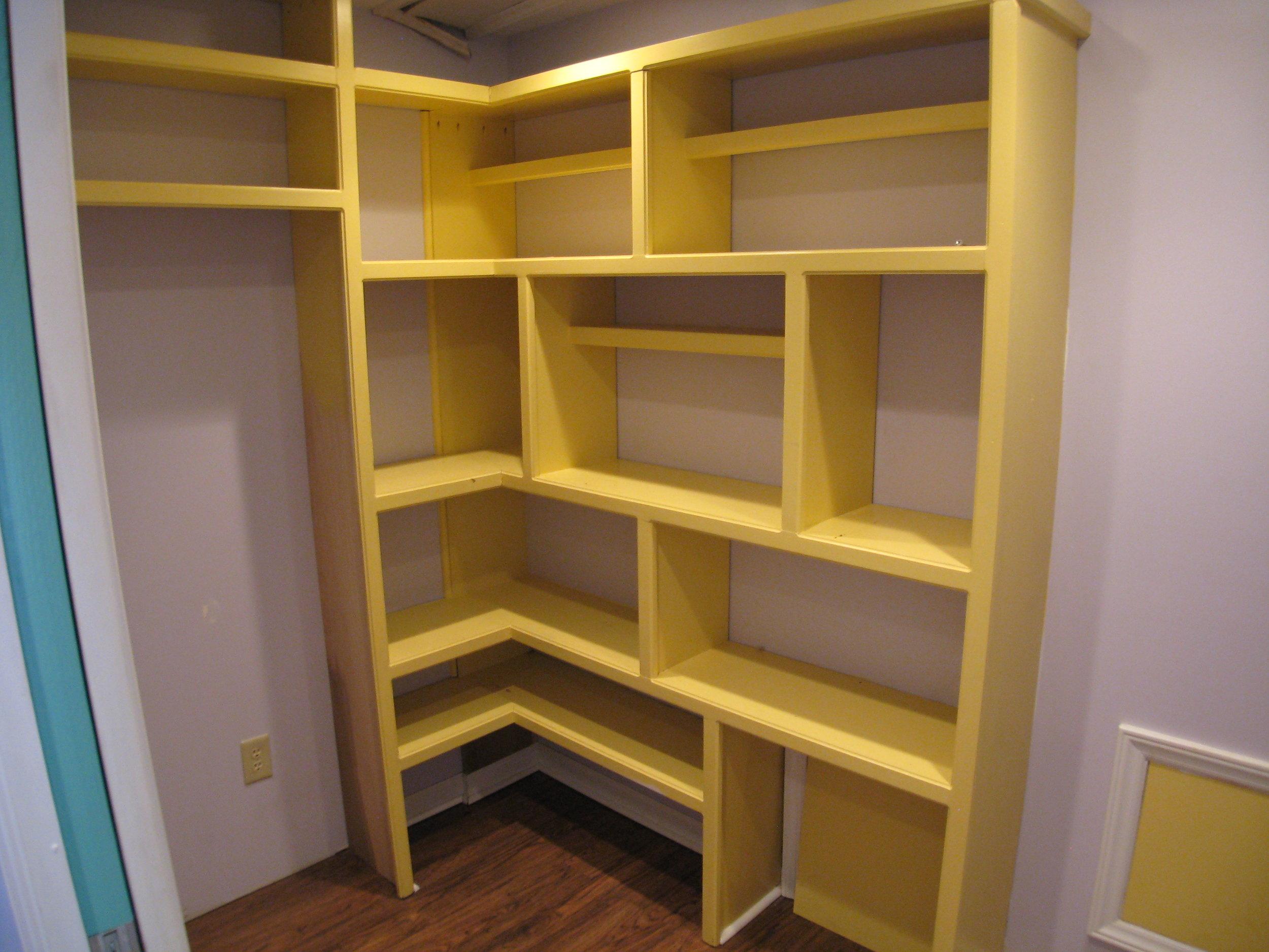 Pantry Storage Area