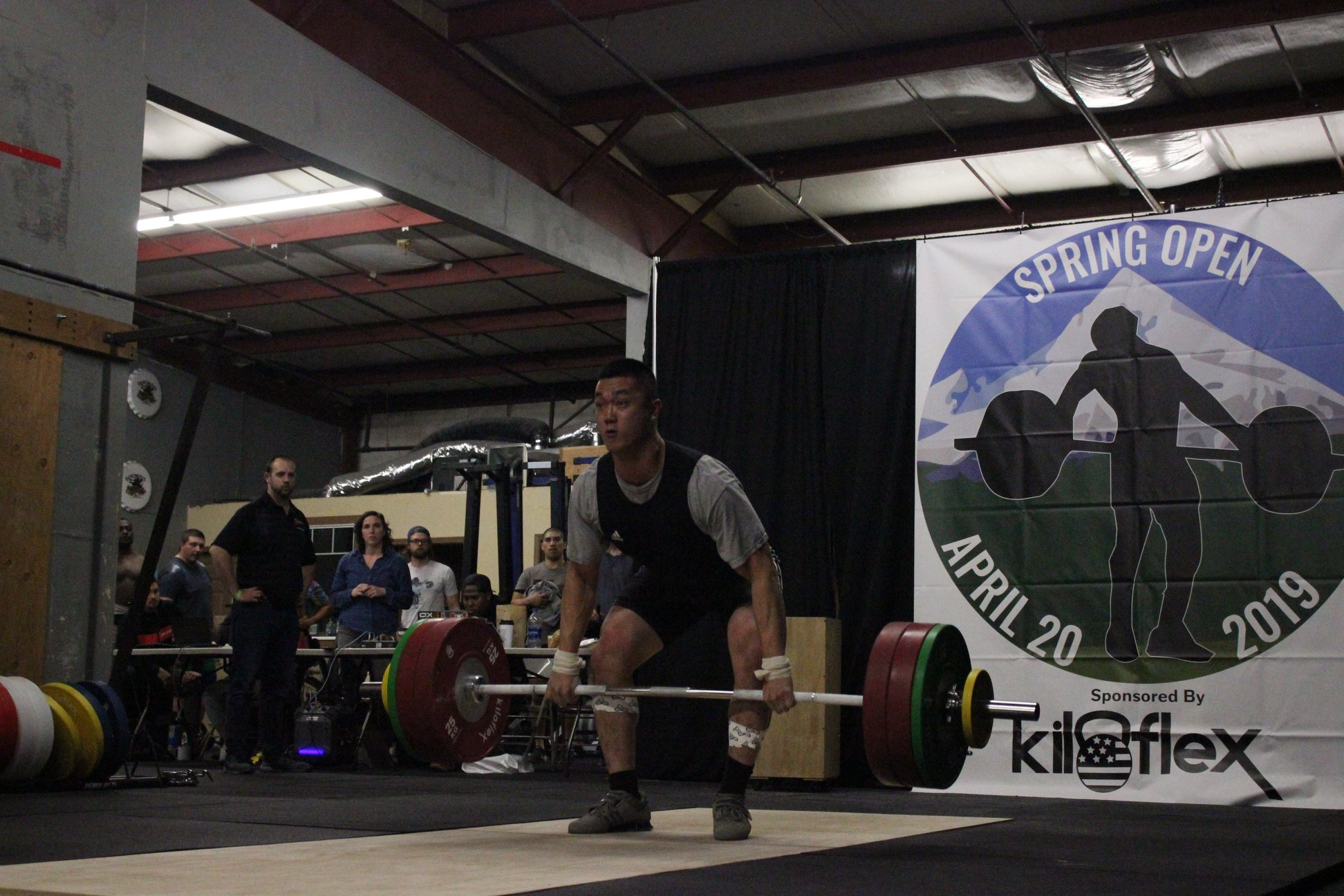 Men's A Session Clean & Jerk Photos