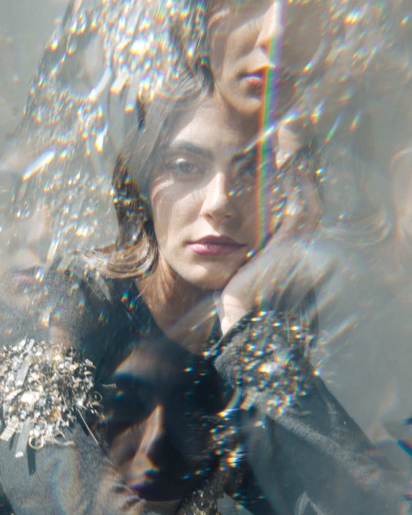 CRYSTALLIZED | A PORTRAIT SERIES -
